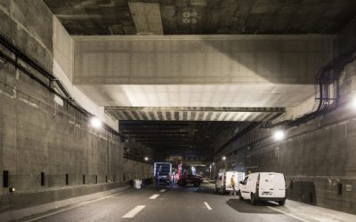 The A14 Tunnel finally in compliance with safety standards