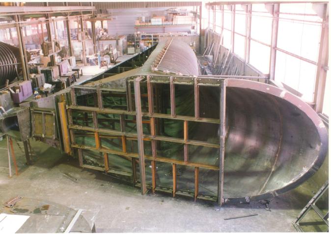 Fabrication spécifique en atelier de chaudronnerie, revenons sur une belle réalisation Yvroud