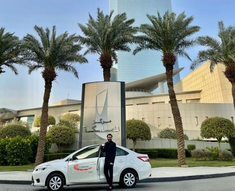 Yvroud Middle East : l'aventure commence enfin!